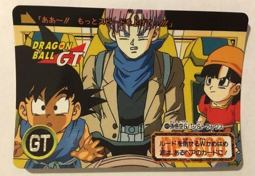 Dragon Ball Z Carddass Hondan PART 27-49