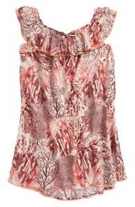 2ec7cac54bfe2 Maaji Big Girl s 12 Starfish Wishes Ruffle Swimsuit Cover-Up Dress ...