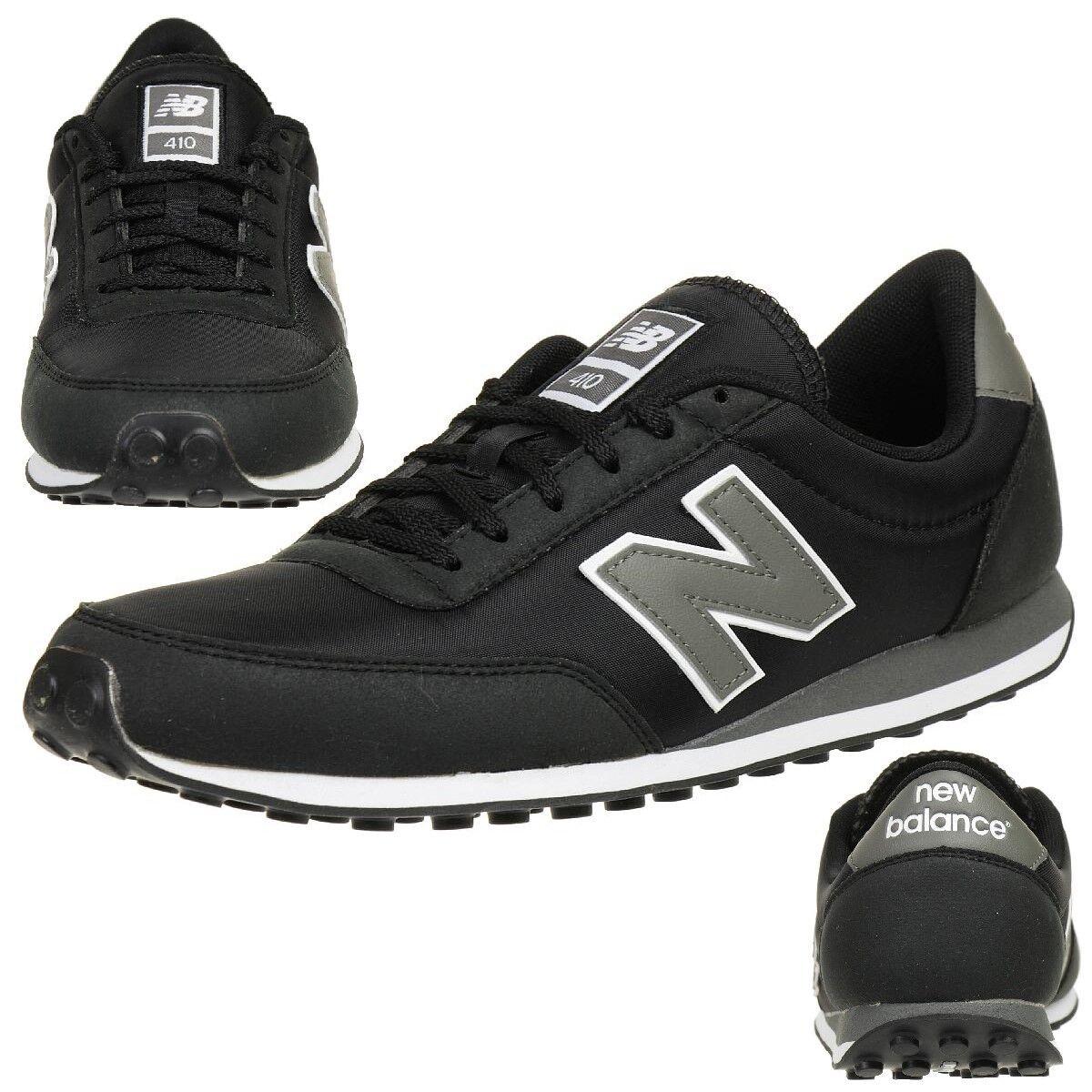 New Balance u410 CC Turnchaussures Unisexe chaussures De Sport noir