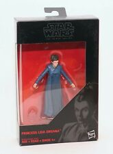 Star Wars The Black Series Princess Leia Organa 3 1/2 Inch Action Figure Hasbro
