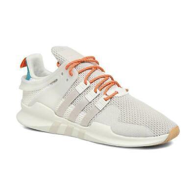 NEW Adidas EQT Support ADV Summer Men's Sneakers Grey/White/Orange ...