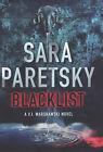 Blacklist by Sara Paretsky (Hardback, 2003)