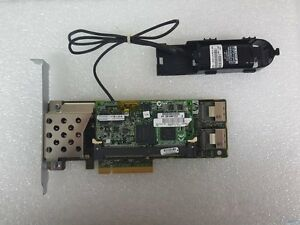 RAID-HP-SMART-ARRAY-P410-462919-001-512MB-Cache-Battery-High-Profile