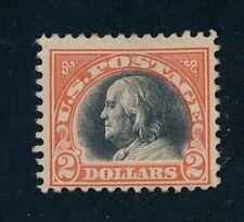 drbobstamps US Scott #523 Mint Hinged OG Sound Stamp