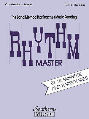 Charitable Rhythm Master Book 1 Beginner Bassoon New 003770809 Wind & Woodwinds Musical Instruments & Gear
