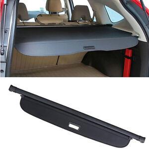 for 2012 2016 honda crv cargo cover retractable black rear trunk luggage shade ebay. Black Bedroom Furniture Sets. Home Design Ideas