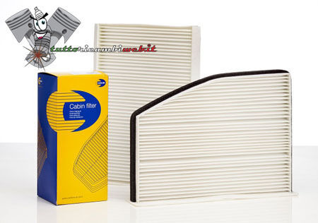 EKF250 FILTRO ABITACOLO COMLINE MERCEDES CLASSE B 245.207 W245 B 180 CDI
