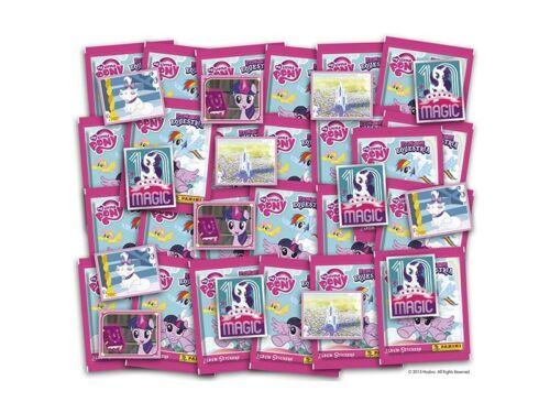 Vignettes Panini ~ MY LITTLE PONY Stickers 25 Pochettes