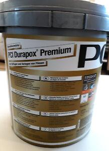 PCI-Durapox-Premium-2kg-Epoxidharzmoertel-Verfugen-amp-Verlegen-Fliesen-Epoxifuge-aFa