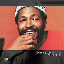 THE MARVIN GAYE COLLECTION SUPER AUDIO CD USED LIKE NEW MOTOWN