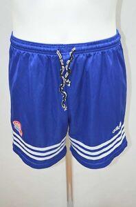 Bayern Short 44 Shorts Foot Sur Munich T44 Adidas Détails Xxl Football Bleu CxodBre