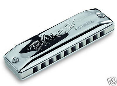 Seydel Favorite Harmonica B HARMONIC MINOR For East European-Jewish-Gypsy Music