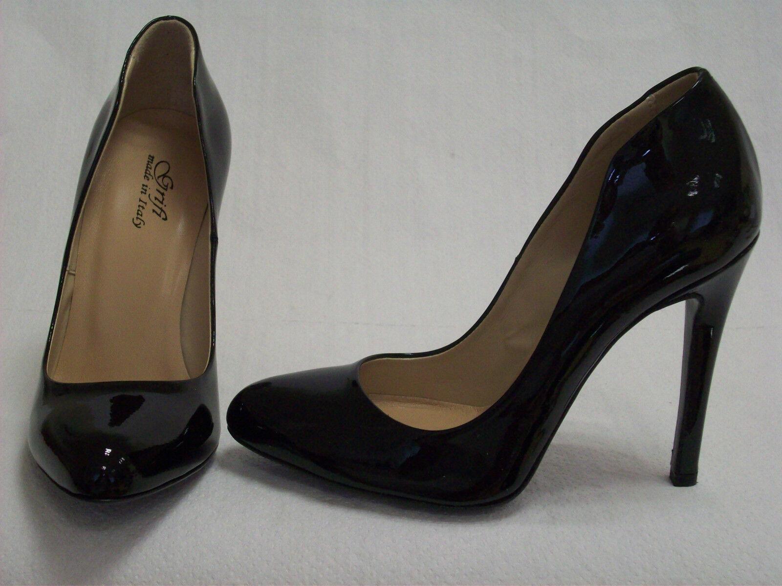 NEU,Grifi, Größe High Heel Pumps, schwarz, Größe NEU,Grifi, 35, Absatz ca.11 cm,Originalkarton 3ef919