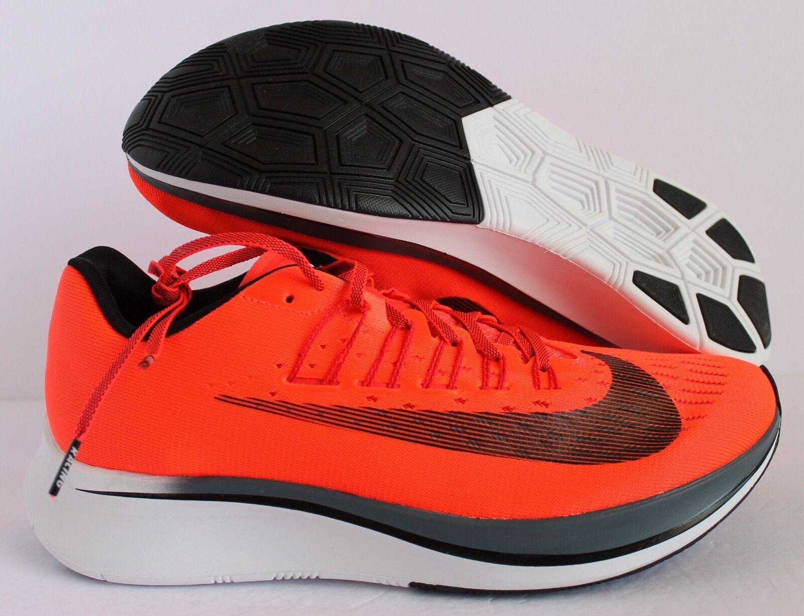 Nike Zoom red-Negro-Azul Fly Bright Crimson red-Negro-Azul Zoom Fox reduccion de precio casual salvaje 24b896