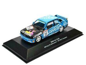 ATLAS-Editions-1-43-rif-NO-HR02-BMW-M3-E30-RACING-si-Hoy-1991