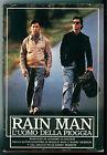 FLEISCHER LEONORE RAIN MAN L'UOMO DELLA PIOGGIA CDE 1989 CINEMA AUTISMO