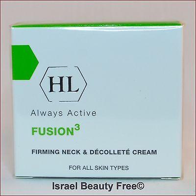 Holy Land Fusion Firming Neck & Décolleté Cream 50 ml
