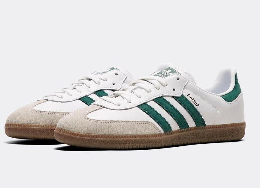 adidas Originals Samba OG Retro White