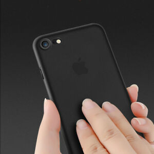 SLIM-Matte-Case-For-iPhone-8-7-6s-Plus-Ultra-Thin-Cover-Shell-Bumper-Protection