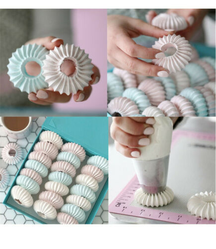 Extra Large Cream Icing Piping Nozzles Tips Cake Pastry Cookie Cupcake Baking