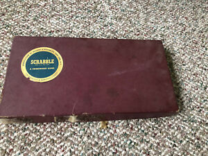 Vintage-1948-Scrabble-Board-Game-Selchow-Righter