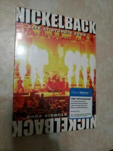 AT NICKELBACK AUDIO DVD BAIXAR LIVE STURGIS