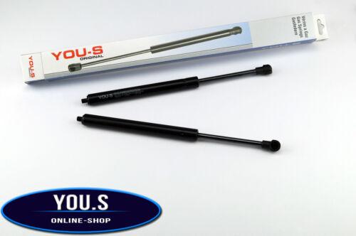 2 x YOU-S Original Gasfedern für Citroen C5 Werkstatt Qualität Heckscheibe