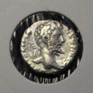 Roman coin 193-211 AD Septimius Severus Denarius
