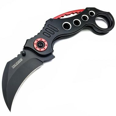 Tac Force Spring Assisted Open Pocket Knife