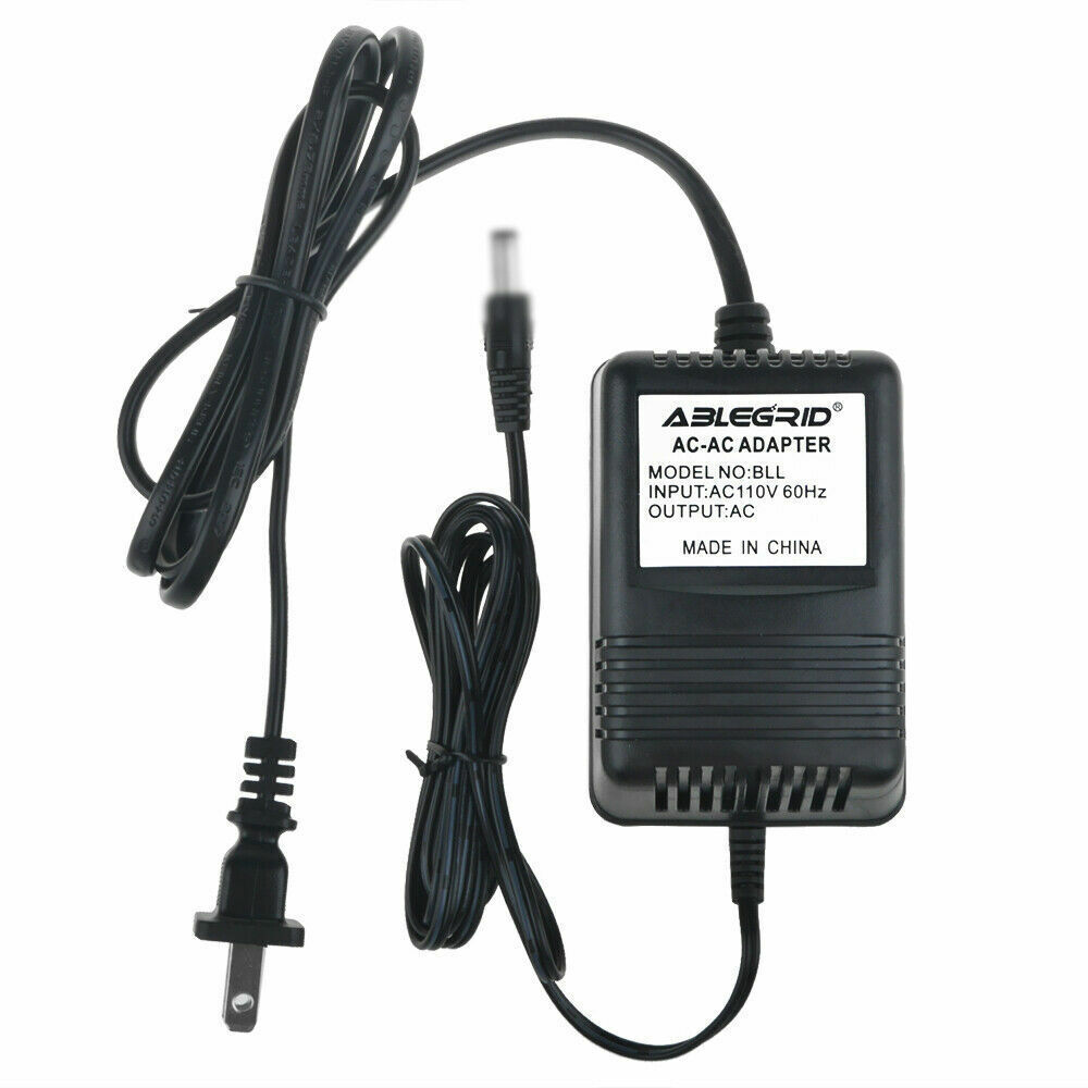 9V AC/AC Adapter Charger for FMR Audio RNC1773 Compressor Switching Power Supply