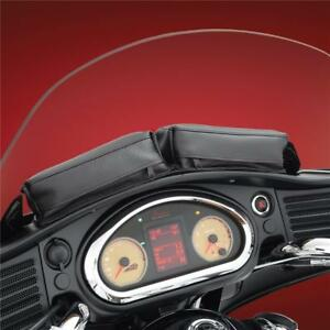 Image Is Loading Dash Twin Pouch Black For Indian Roadmaster Chieftain