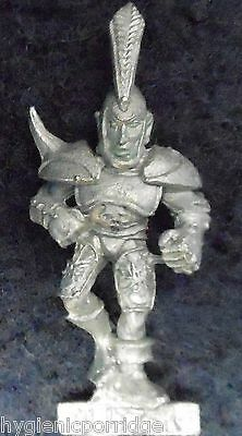 1988 Dark Elf Bloodbowl 2nd Edition Blitzer 20 Citadel BB106 Team Fantasy Elven