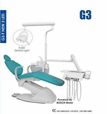 Gnatus Dental Chair 3led Light Suitable For Handicapped Amp Paediatric Patients