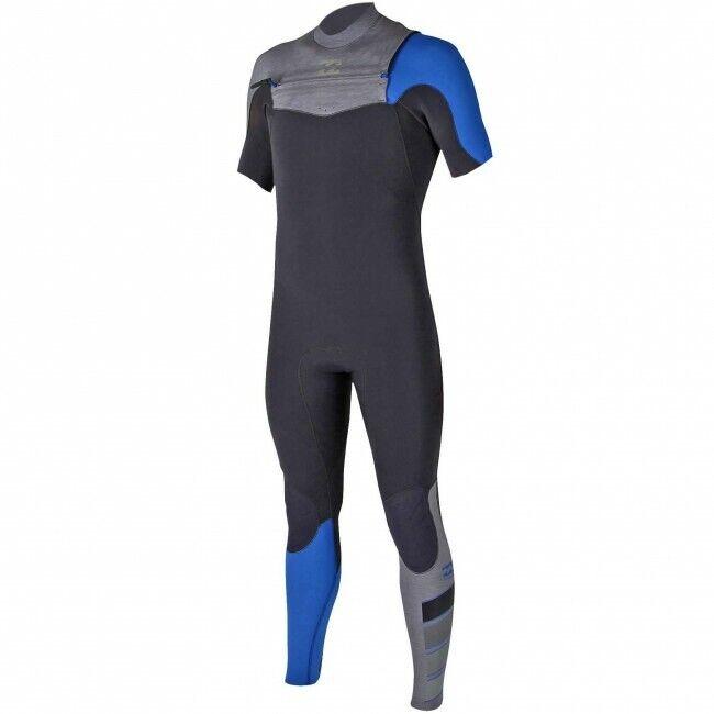 Billabong Furnace Comp 2 2 Men's Short-Sleeve Wetsuit