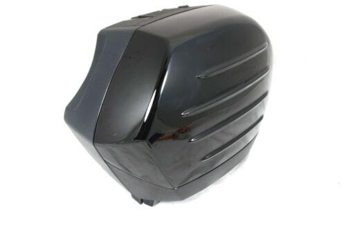 Hard Pannier Saddlebag for 2008-2014 Kawasaki ZG1400 Concours ZG 1400 Black