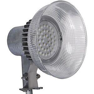 honeywell outdoor led security light 4000 lumen dusk to dawn utility wall light ebay. Black Bedroom Furniture Sets. Home Design Ideas