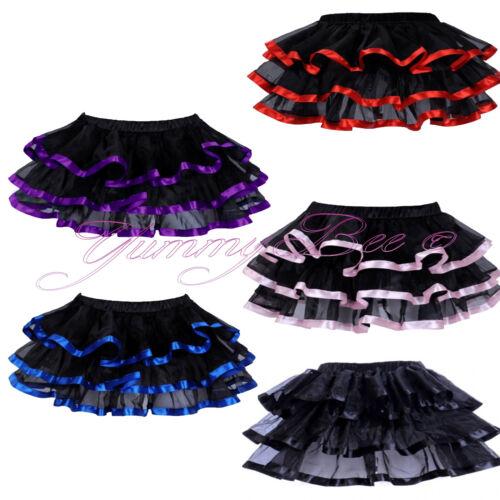 Yummy Bee Skirt Frilly Tutu Fancy Dress Burlesque Women Plus Size 6-28 Hen Night