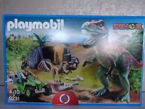 Playmobil Dinos 9231 T-Rex Angriff - Neu & OVP