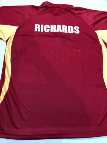 Viv Richards West indies One day cricket world cup jersey