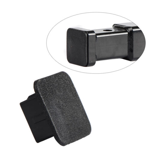 """1.25/"""" 1.25/"""" Trailer Hitch Cover Cap Plug Insert Fits 1 1//4 Inch Receivers BT"""