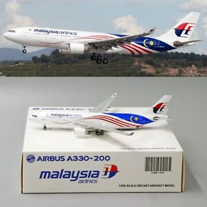 SALE-Malaysia-Airlines-A330-200-Reg-9M-MTX-JC-Wings-1-400-Diecast-Models