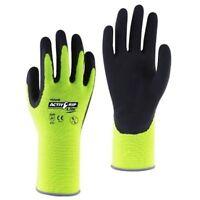 3 Paar TOWA ActivGrip Lite Handschuhe Arbeitshandschuhe
