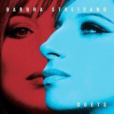 BARBARA STREISAND DUETS CD Neil Diamond Barry Gibb Bryan Adams Barry Manilow