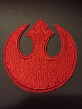 """Star Wars Republic Rebel Alliance Rogue Embroidered Iron On Patch 3.0""""x2.75"""""""