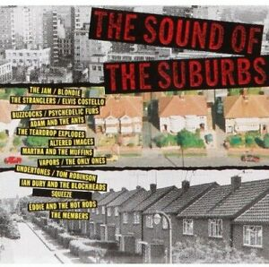 The-Sound-Of-The-Suburbs-Various-NEW-CD