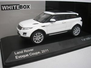 range rover evoque coupe 2011 weiss 1 43 whitebox wb227. Black Bedroom Furniture Sets. Home Design Ideas