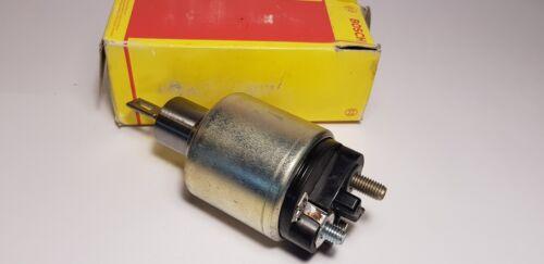 Bosch 0331302097 Magnetschalter Anlasser Starter 12V Einrückrelais  Relay