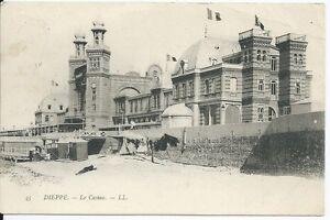 CPA-76-DIEPPE-Le-Casino