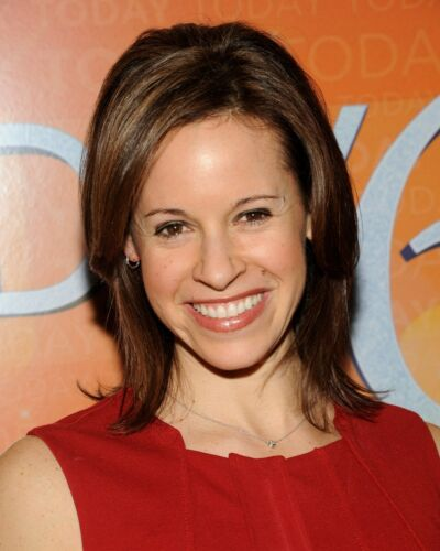 Jenna Wolfe Today Show 8 x 10 8x10 GLOSSY Photo Picture IMAGE #3