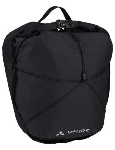 Vaude Aqua Front light bolso bicicleta bolsillos delanteros radtasche impermeable fácilmente